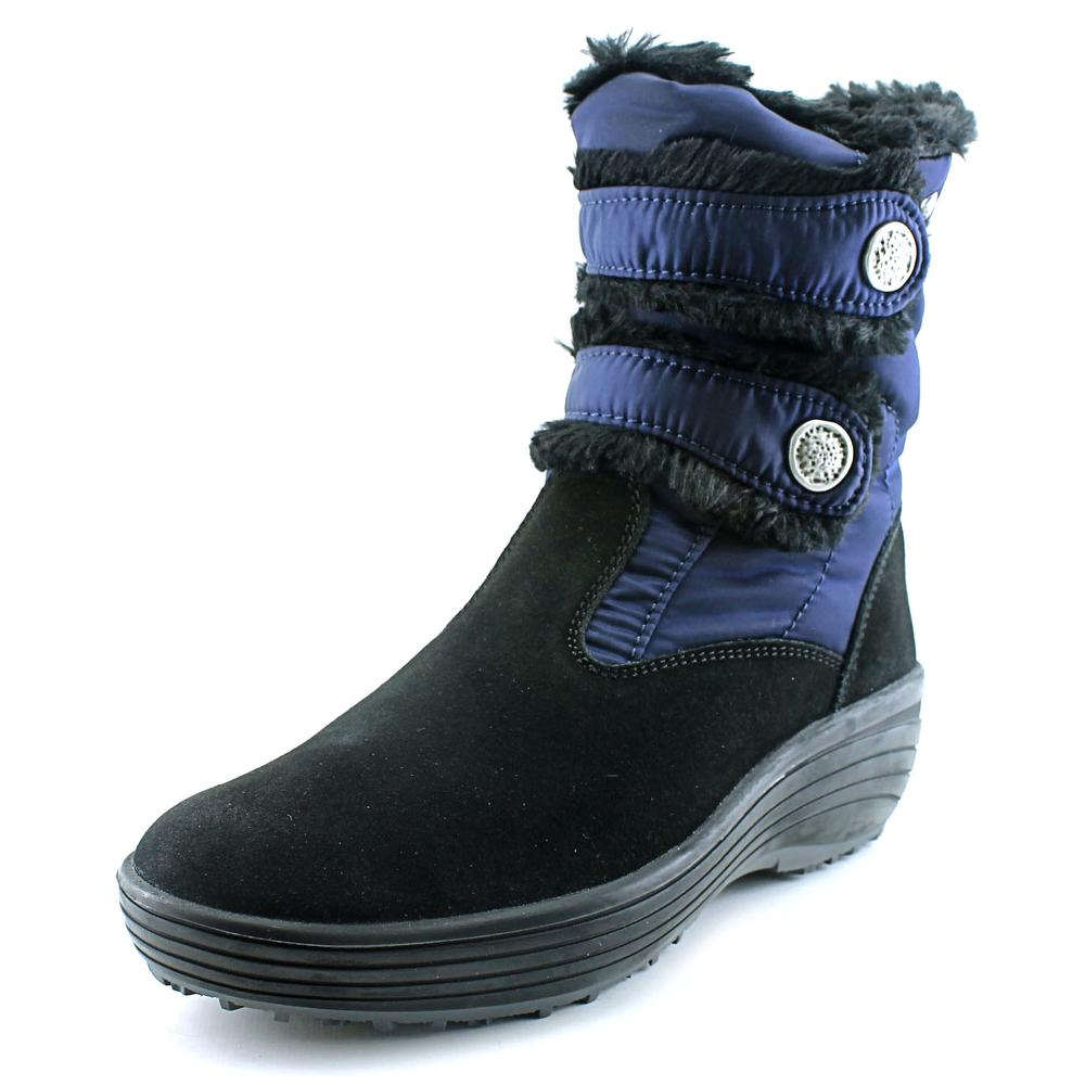 Pajar Caroline   Round Toe Synthetic  Winter Boot