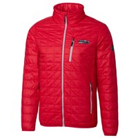 Seattle Seahawks Cutter & Buck Americana Rainier Full-Zip Jacket - Red