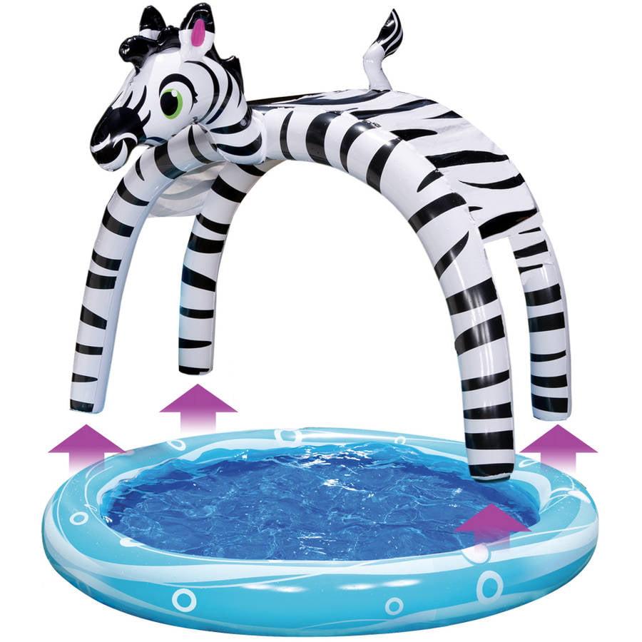 """63"""" Shade 'N Sun Zebra Pool"""