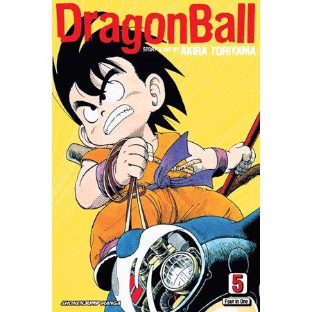 Dragon Ball, Vol. 5 (VIZBIG Edition) : The Fearsome Power of Piccolo ()