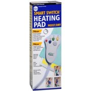 Cara Heating Pad Moist/Dry Smart Switch 1 Each (Pack of 6)