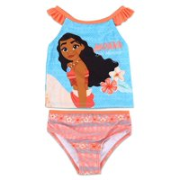 Moana Toddler Girl Tankini Swimsuit