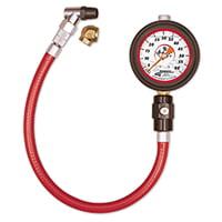 "Frilled Tie (Longacre- Liquid Filled 2.5"" Tire Pressure Gauge-0-60 PSI GID-52002 )"