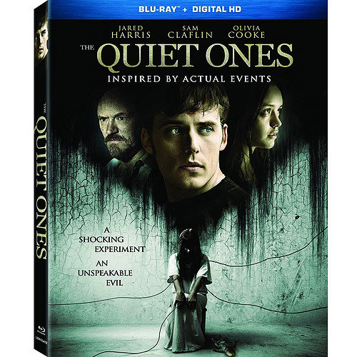 The Quiet Ones (Blu-ray + Digital HD) (With INSTAWATCH) (Widescreen)