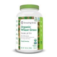 Amazing Grass Organic Wheatgrass Tablets, 200 Ct