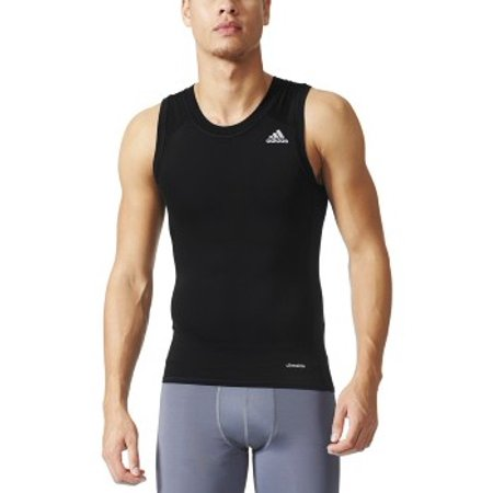 ced4e238f70a8 RETIRED - adidas Men s Training Techfit Compression Tank Top ...