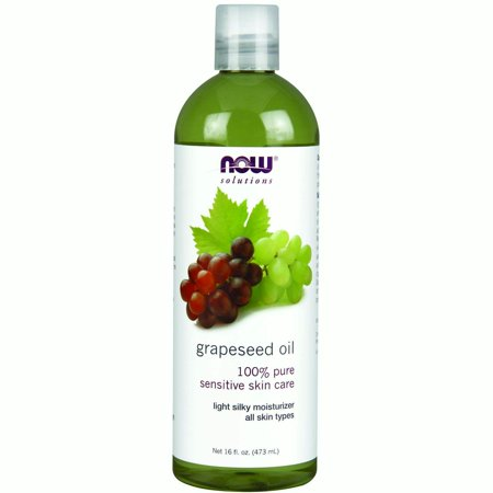 NOW Foods Grapeseed Oil 16 fl oz Liquid