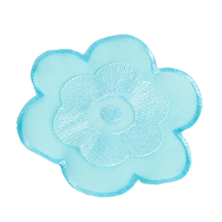 Saro Flower Design Coasters (Set of 4)