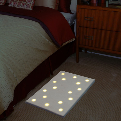 Illumination Floor Mat by Northwest, 16 LED Soft Light