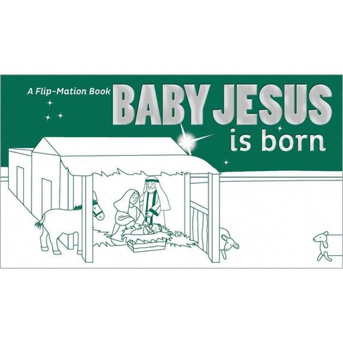 Baby Jesus Is Born