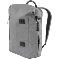 Ozark Trail 20L Roll Top Backpacking Backpack (Gray)