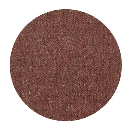 Rust Collection (Color World Collection Kids Favourite Indoor Outdoor Area Rugs Rust - 10' Round)
