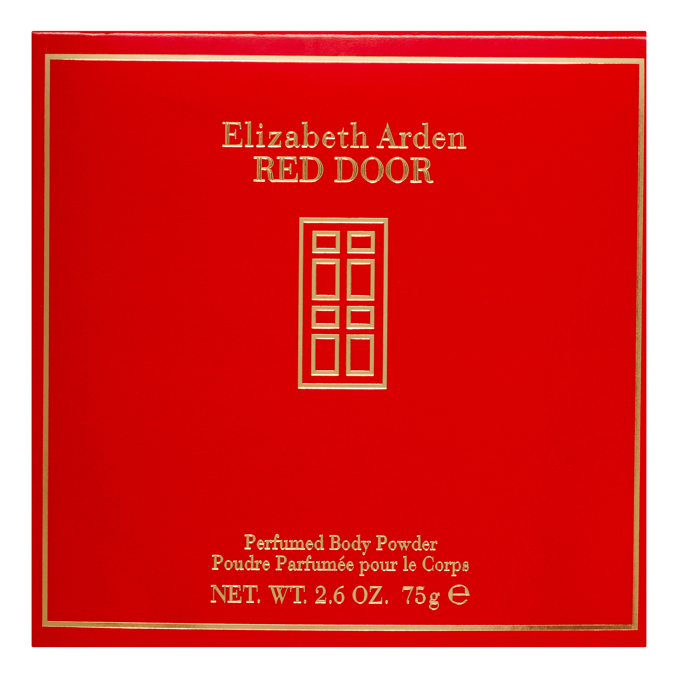 Attirant Elizabeth Arden Red Door Perfumed Body Powder, 2.6 Oz