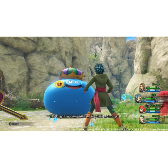 Dragon Quest XI S: Echoes of an Elusive Age Definitive Edition, Nintendo  Switch, 045496594381