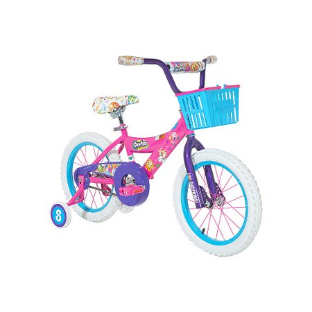 """16"""" Shopkins Girls' Bike"""