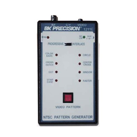BK Precision 1211E Handheld NTSC -