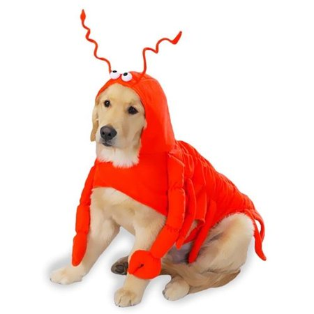 Casual Canine Lobster Costume, XS