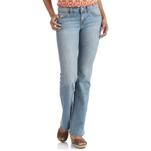 No Boundaries Juniors' Essential Flare Jeans - Walmart.com