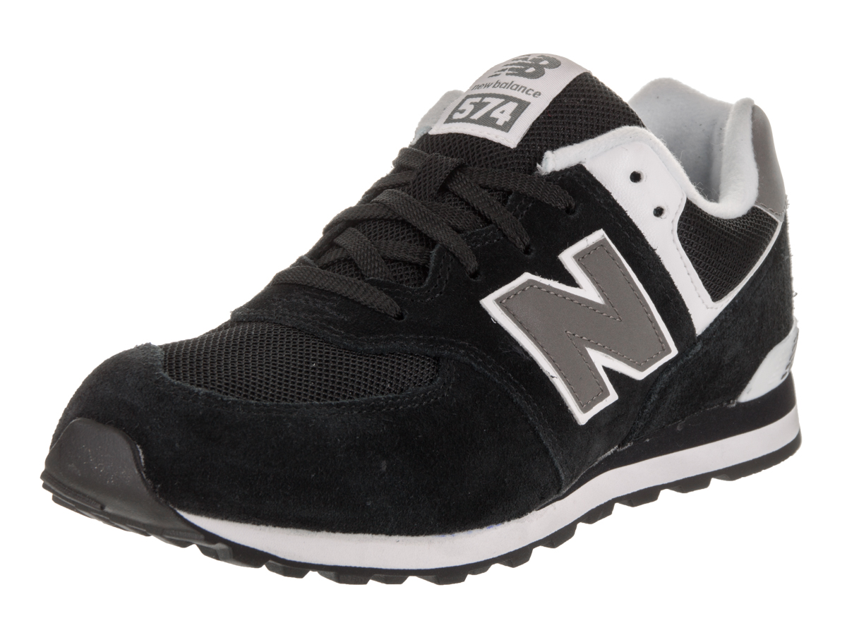 best loved 0daa2 93bfe new balance 574 all-black walmart new balance shoes for men