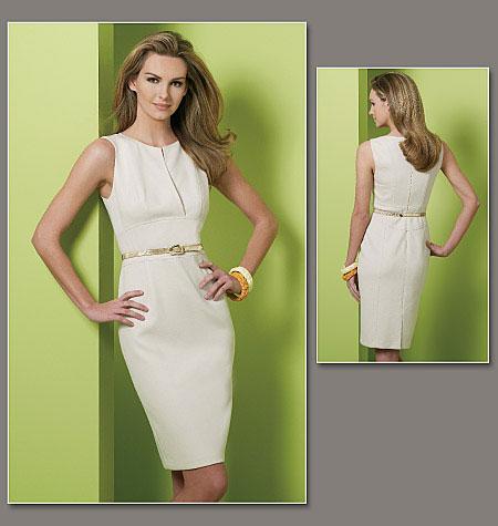 Misses' Dress-EE (14-16-18-20)