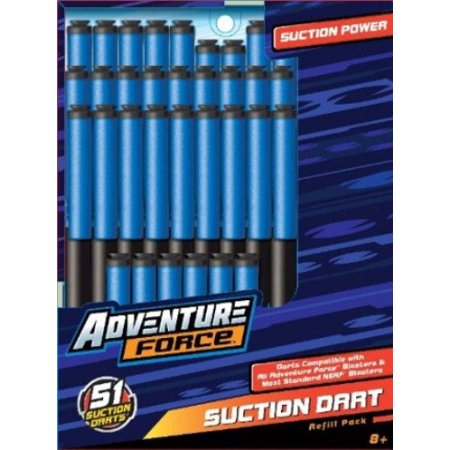 Adventure force af 51 suction dart refills (styles may vary)