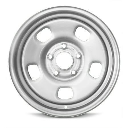 Dodge Ram Rims >> New 17 Steel Rim For Dodge Ram 1500 13 18 17x7 Inch 5 Lug Silver Replacement Wheel Rim