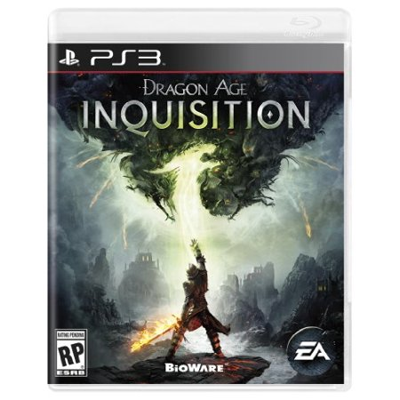 Dragon Age: Inquisition, EA, PlayStation 3, (Best Playstation 3 Games For 5 Year Olds)