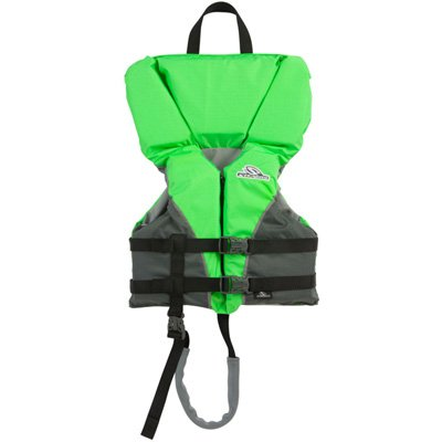 Stearns Heads-Up Child LIfe Vest, Green