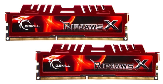 G.Skill Ripjaws X 16GB (2x8GB) DDR3 (PC3 10666) Desktop Memory RAM