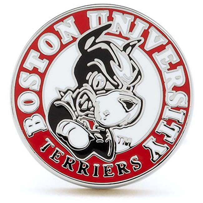 NCAA PD-BSTU-SL Boston University Cufflinks