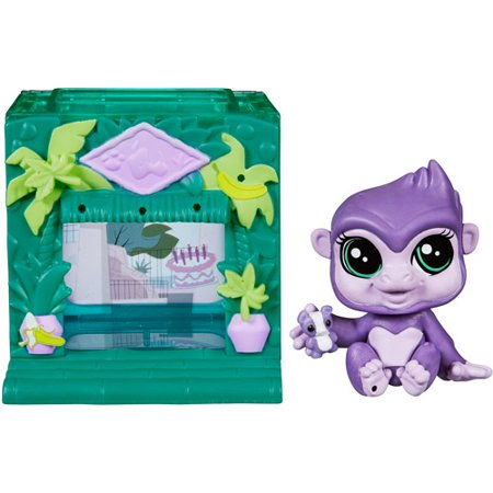 Littlest Pet Shop Mini Style Set Sunshine Sweetness - Littlest Pet Shop Cupcakes