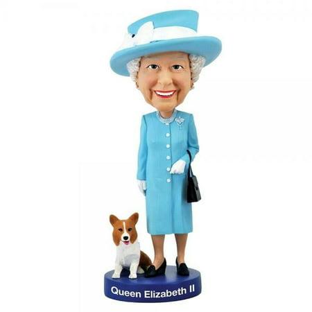 Royal Bobbles Queen Elizabeth II Bobblehead](Rocky Balboa Bobblehead)