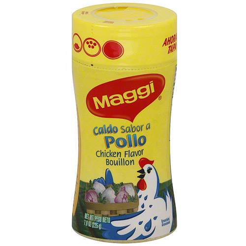 Maggi Chicken Flavored Bouillon, 7.9 oz (Pack of 12)