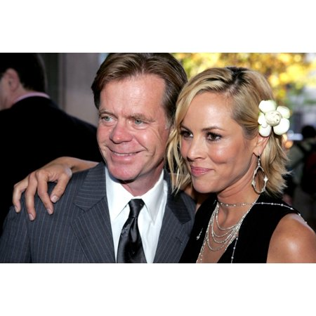 William H Macy Maria Bello At Arrivals For Thank You For Smoking Toronto Film Festival Premiere Ryerson Theatre Toronto On September 9 2005 Photo By Malcolm TaylorEverett Collection