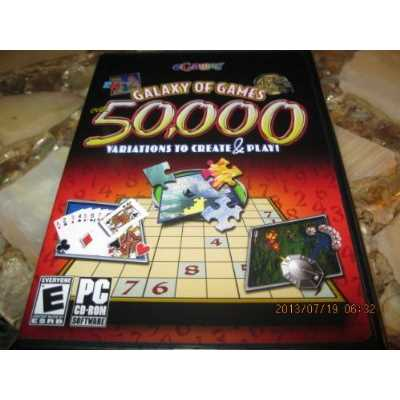 Galaxy of Games Over 50;000