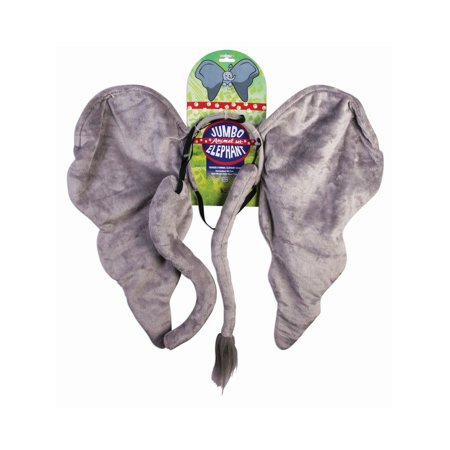 Halloween Jumbo Elephant Animal Accessory Kit - Elephant Toothpaste Halloween
