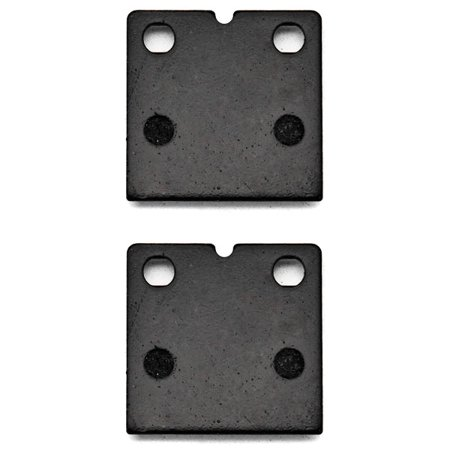 KMG Rear Brake Pads for 2009-2010 Indian Chief Deluxe (Brembo calipers) - Non-Metallic Organic NAO Brake Pads Set - image 4 of 4