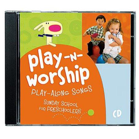 Play-N-Worship: Play-Along Songs For Preschoolers - Fun Halloween Songs For Preschoolers