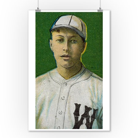 Wilson Minor League - Armstrong - Baseball Card (9x12 Art Print, Wall Decor Travel