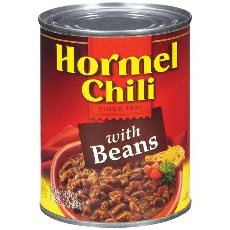 Hormel W Beans Chili 19 Oz Can