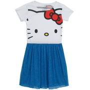 Hello Kitty I Am Classic Ballerina Mighty Fine Juniors Tulle Dress