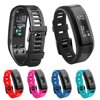 """Womail® New Replacement Soft Silicone Bracelet Strap WristBand For Garmin Vivosmart HR Womail® New Replacement Soft Silicone Bracelet Strap WristBand For Garmin Vivosmart HR;1.Using high quality soft silicone material, protects your Garmin Vivosmart HR from dirt and scratches and secure while running, dancing or working out, perfect for daily and nightly wear.2.Softness is moderate, wear very comfortable. Compression molding, sturdy and durable. Easy and direct installation and removal.3.The size can be adjusted to fit 5.70""""-8.26"""" (145mm-210mm) wrist. High quality ,fashion,durability and elegance.4.Easy to assemble and remove through pins, Screwdriver and Nuts. Important note: make sure you remove that small plastic piece that is attached from the old band first!"""