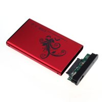 Useful USB 3.0 External 2.5 Inch SATA Enclosure Case HDD Hard Disk Drive SSD RD