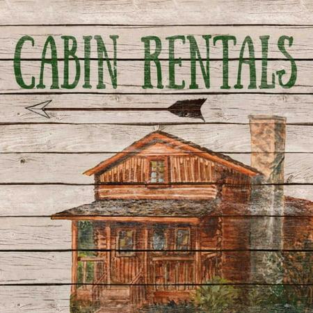 Camping Rentals II Poster Print by Linda Baliko - Halloween Rentals