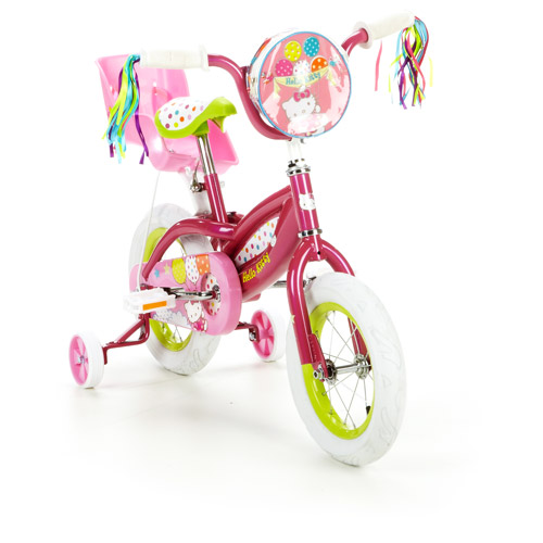 Pacific Cycle 12'' Girls Hello Kitty Bicycle