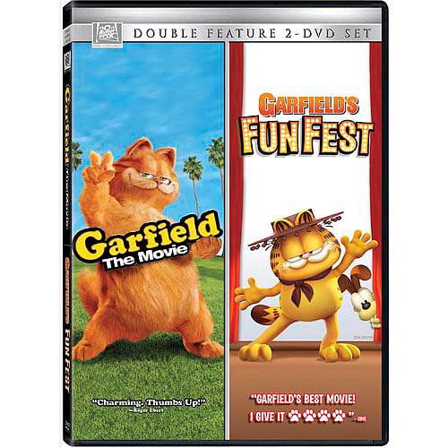 Garfield: The Movie / Garfield's Fun Fest