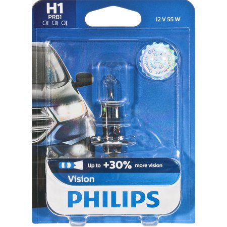 Philips Vision Headlight H1, Pack of 1