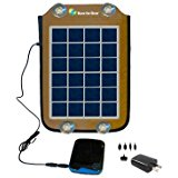 5 Watt Solar Cell Phone Charger. Includes: 5200mAh rechar...