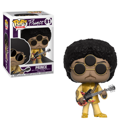 Funko POP Rocks: Prince - 3rd Eye Girl