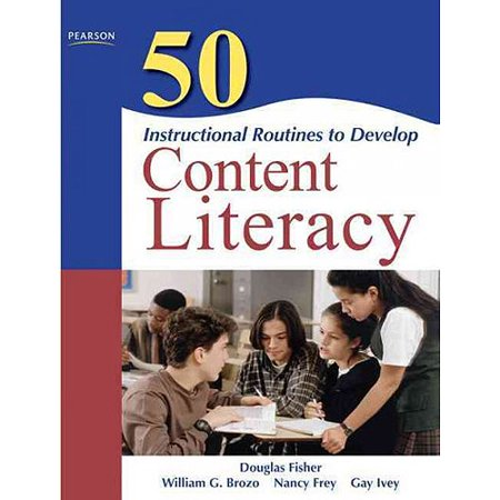 50 instructional routines to develop content literacy pdf